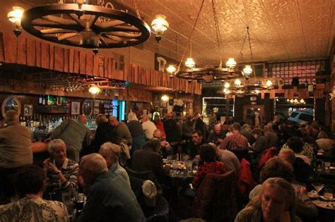 Full House At The Outlaw Picture Of Outlaw Restaurant Ouray Tripadvisor