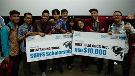 film indonesia juara mahasiswa indonesia juara lomba animasi di taiwan seleb