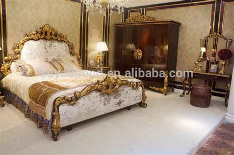 high quality solid wood bedroom sets 0063 2014 solid wood king size high quality classic luxury