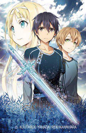 sword art online gets project alicization manga news