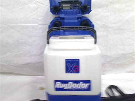 rug doctor mp c2d rug doctor 95730 mp c2d mighty pro carpet cleaning machine ebay