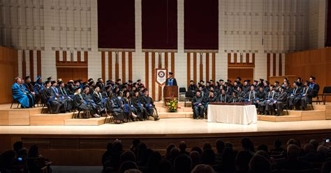 U Of O Mba by Mba For Professionals Program Celebrates Commencement