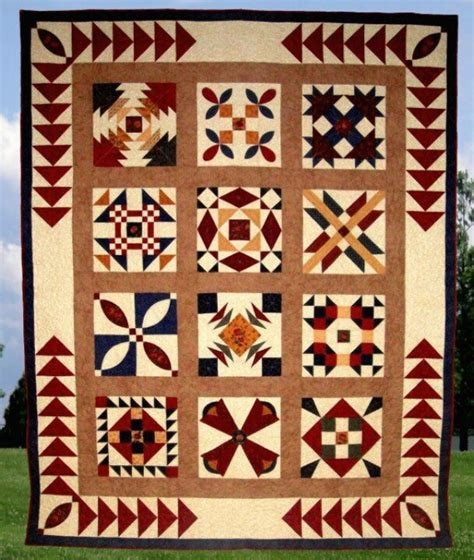 Quilts In A Day by Eleanor Burns And Quilt In A Day At Sea