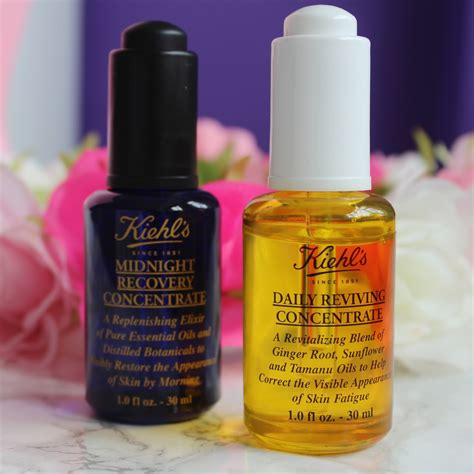 Kiehls Daily Reviving Concentrate 1 new from kiehl s daily reviving concentrate review flutter and sparkle
