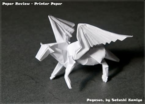 Computer Paper Origami - printer paper review happy folding