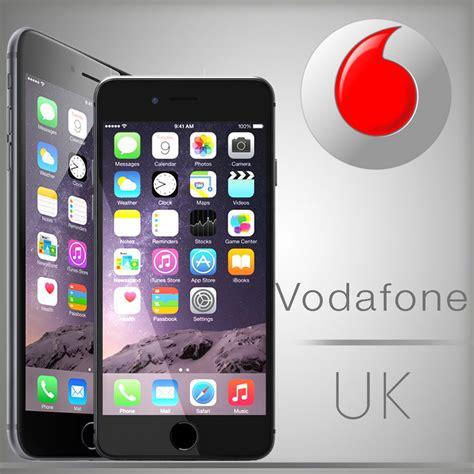 unlock vodafone uk iphone