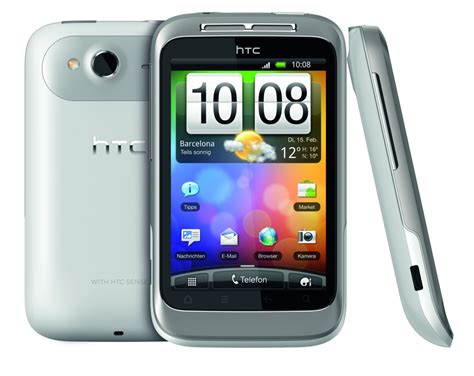 how to update your htc wildfire s android smartphones htc bringt desire s wildfire s und