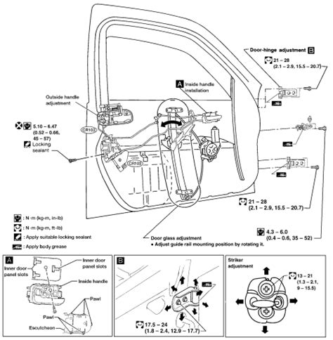 2003 nissan sentra power window wiring diagram