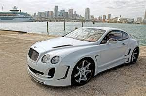 How Bentleys Are Made Custom Bentley Continental Supersports
