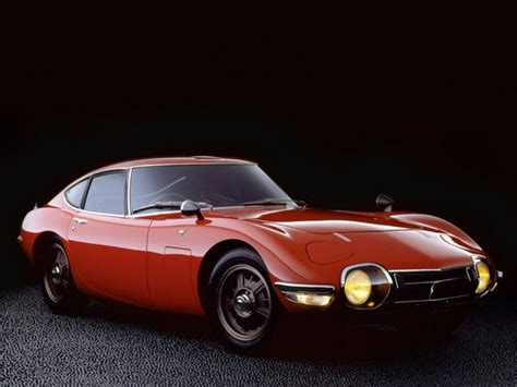 1970 Toyota 2000gt 1967 1970 Toyota 2000gt Review Top Speed