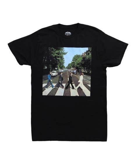 the beatles road t shirt