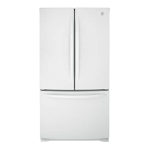 door refrigerator bottom freezer kenmore 71602 25 4 cu ft door bottom freezer