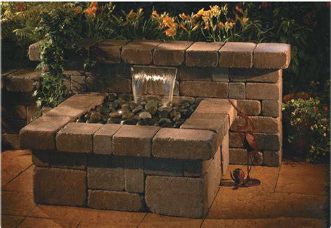 Lu Aquascape Diy outdoor living fountains ponds picture usa