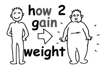 how to get a to gain weight lose weight without exercise yahoo gaining weight faster