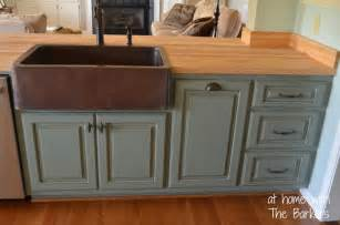 Glazing Painted Kitchen Cabinets Painted Glazed Kitchen Cabinets Pictures Images
