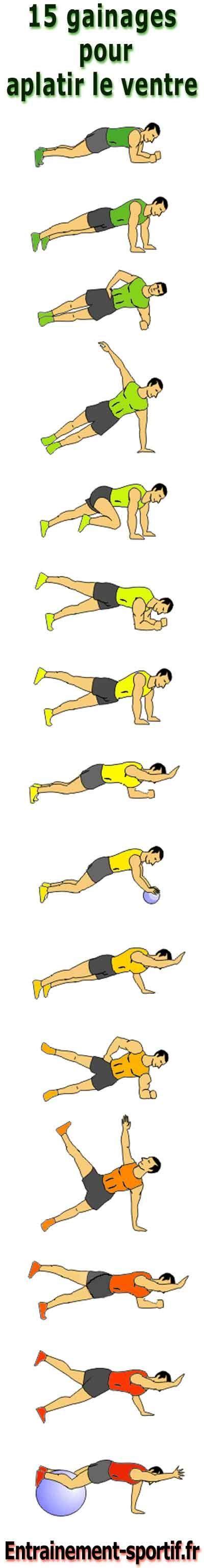 ceinture pour perdre du ventre femme sport perdre du ventre programme de gainage pour la ceinture
