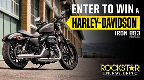 Harley Davidson Giveaway Contest - rockstar circle k harley davidson 174 sweepstakes rockstar energy drink