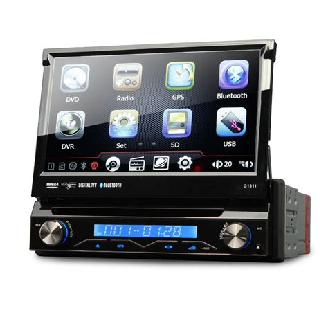 car dvd radio install stereo 28 images 7 quot 1 din