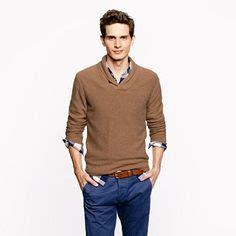 Lutece Casual Belt 064 Brown what to wear with navy blue chinos bold blue chino