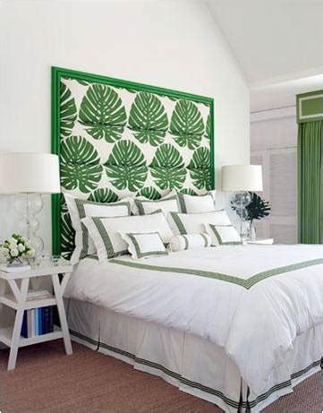 green and white bedroom material girls blog