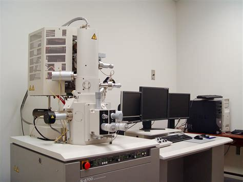 field emission scanning electron microscope center for