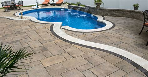 how to use pavers to make a patio 10 patios that use paver patterns to make a statement