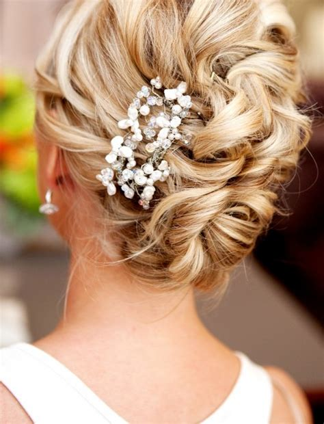 bridal up dos in pinterest 20 glamorous wedding updos 2017 romantic wedding