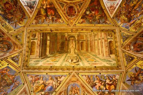 Vatican Museum Ceiling Paintings by Vatican Museum Ceiling Painting 2 Photos Foodrepublik