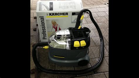 Waschsauger Auto auto innenraum aufbereitung k 228 rcher polsterreinigungsger 228 t