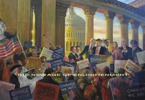 Age Of Enlightenment the new age of enlightenment painting