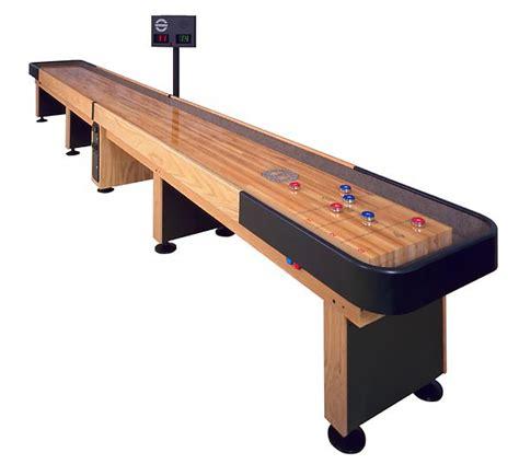 Shuffle Board Table shuffleboard billiards premier