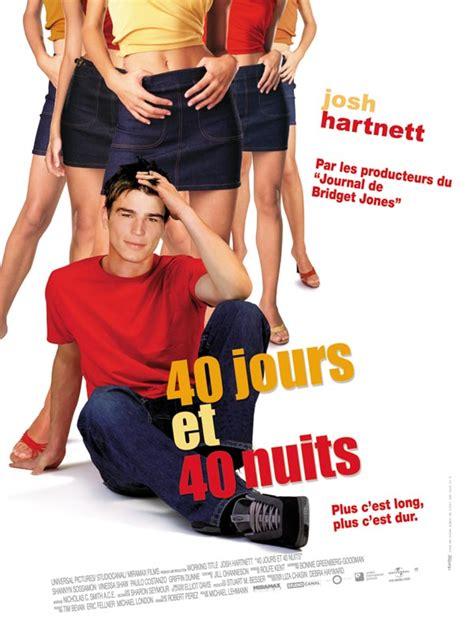 film avec eminem streaming affiche du film 40 jours et 40 nuits affiche 1 sur 1
