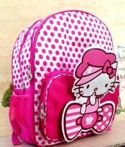 Tas Backpack Import Sd Hk Pink jual tas sekolah anak tk sd terlengkap grosir tas anak murah import sekolah tk dan sd branded