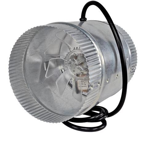 In Line Duct Fan Boost Air Flow