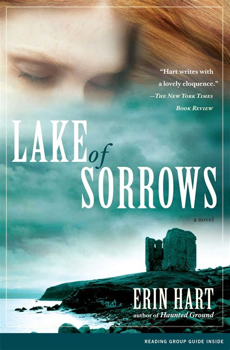 lake books lake of sorrows book by erin hart official publisher
