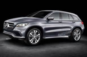 Mercedes Glk Uk 2015 Mercedes Glc Poised To Take On Bmw X3 Autocar
