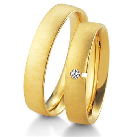 Eheringe 333 Gold by Eheringe Trauringe Breuning Gelbgold 333 Gold 48 04103