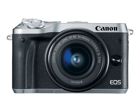 Canon Eos M6 Only Canon M6 Eos M6 canon eos m6 mirrorless joins the eos m series digital photo