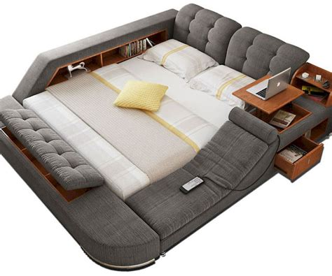 all in one sofa bed 40 insane bedroom apartment organization ideas