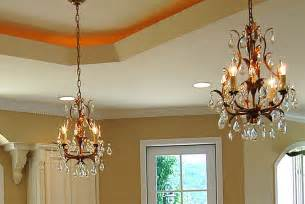 Kitchen Chandelier Lighting Chandeliers Luxury Executive Home For Sale