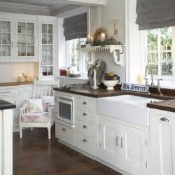 Modern Country Kitchen by Modern Country Kitchen Housetohome Co Uk