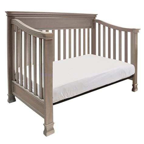 Million Dollar Baby Foothill Crib Million Dollar Baby Foothill 4 In 1 Convertible Crib With Toddler Rail Bed Mattress Sale
