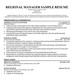 Regional Manager Resume Exles by Other Popular Resume Exles In Manager Resume Format Tips Images Frompo