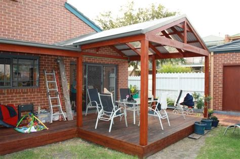 Gable Roof Verandah Deck Patio Pinterest Gable Gable Roof Pergola