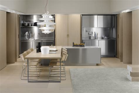 Modern Italian Kitchen Design From Arclinea Italian Kitchen Designs