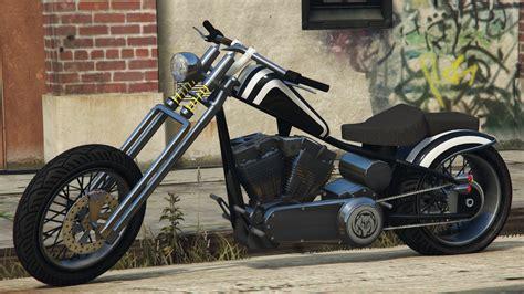 Gta 5 Chopper Motorrad by Hexer Gta Wiki Fandom Powered By Wikia