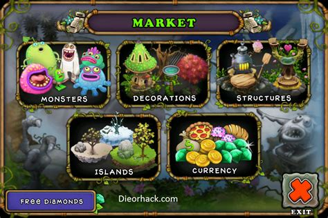 my singing monsters hacked apk my singing monsters hack downloaded