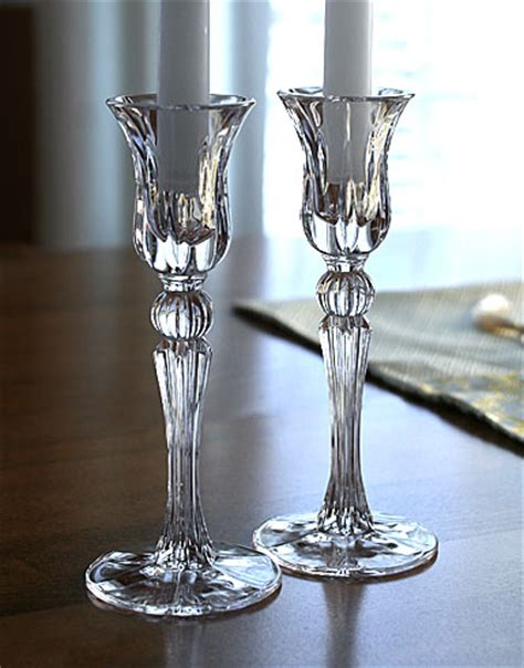 Waterford Table Ls by Marquis By Waterford Candlesticks Pair
