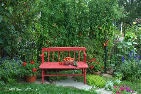 landscape bench incorporating edibles into your landscape the view from