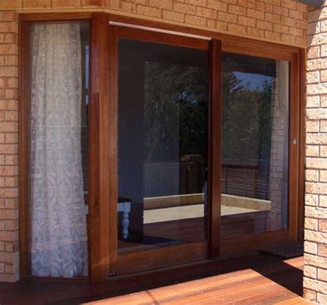 glass external doors perth sliding doors your perth home will never go out of style